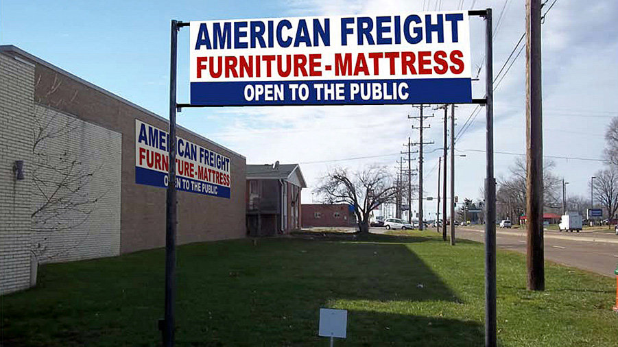 American Freight Furniture And Mattress 1291 E Pershing Rd Decatur Il 62526 Yp