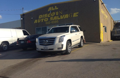 HIGHT QUALITY USED  AUTO PARTS - Dallas, TX