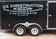 C.S. Construction - Eau Claire, WI