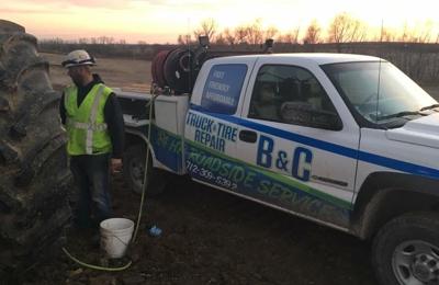 B & C Truck & Tractor Repair - Sidney, IA