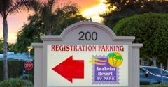 Anaheim Resort RV Park - Anaheim, CA