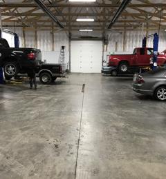 Adams Garage - Terre Haute, IN