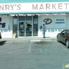 Henry's Market - CLOSED