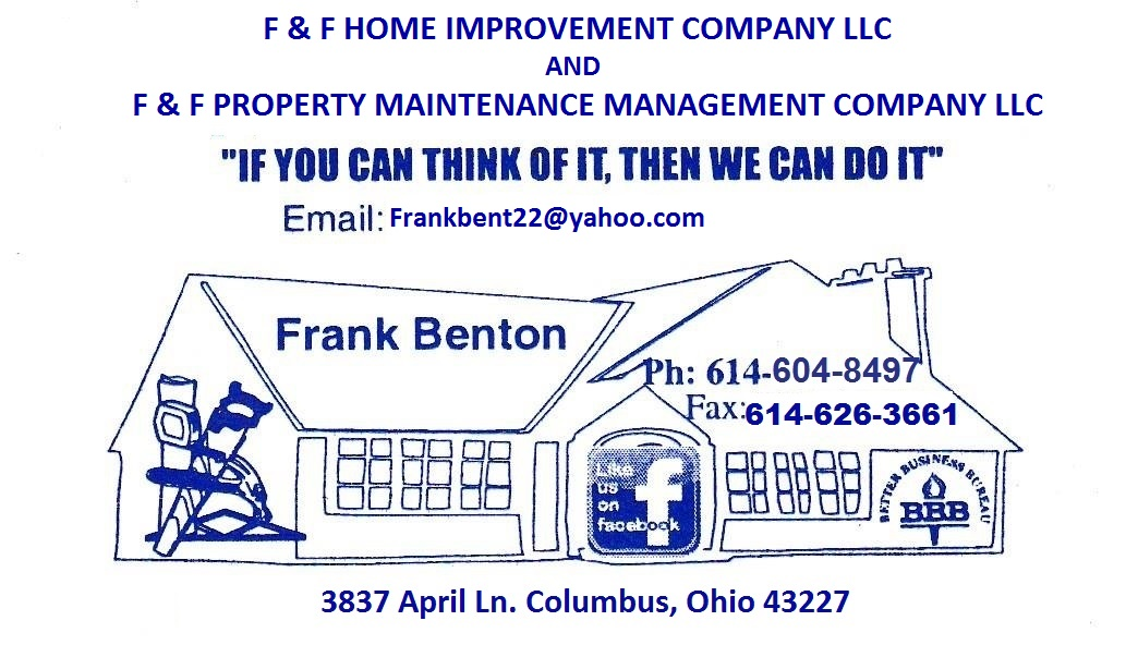 ff home improvement co 3837 april ln columbus oh 43227 yp com
