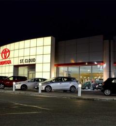 St. Cloud Toyota Scion - Waite Park, MN