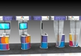 Indy Displays - Indianapolis, IN. Indianapolis Custom Trade Show Kiosk Designers