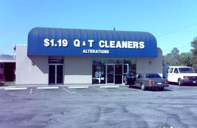 1.19 Qt Cleaners - Houston, TX
