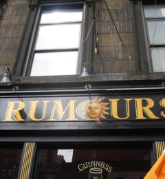 Rumours Bar Lounge & Grill - New York, NY