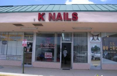 K Nails - Hollywood, FL