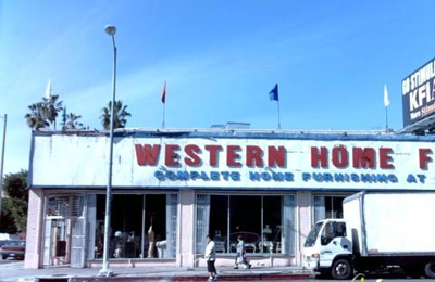 Western Home Furniture   Los Angeles, CA