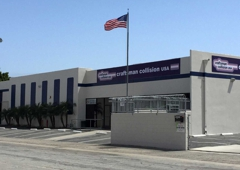 Craftsman Collision USA - Long Beach, CA