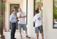 Seal Out Scorpions - Tempe, AZ. Customer walk-through home sealing for scorpions in Carefree, AZ