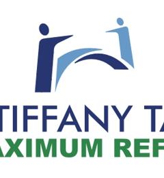A Tiffany Tax - San Antonio, TX. A TIFFANY TAX logo