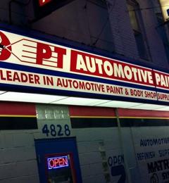 P & T Auto Parts - Detroit, MI