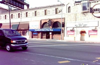 Greenblatt's Delicatessen Restaurant & Fine Wine Shop - Los Angeles, CA