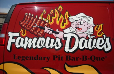 Famous Dave's Bar-B-Que - North Olmsted, OH
