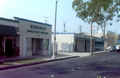 Romero Upholstery - Lynwood, CA