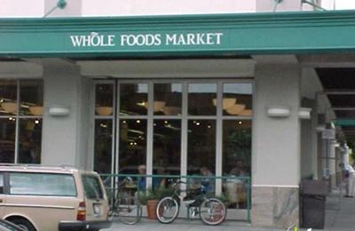 Whole Foods Market - Palo Alto, CA