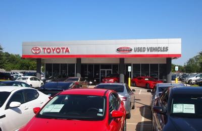 Freeman Toyota Hurst Tx