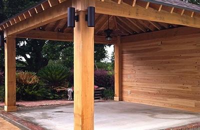 Acadiana Patios LLC   Maurice, LA. Cypress Pavilions! Only At  Acadianapatios.com