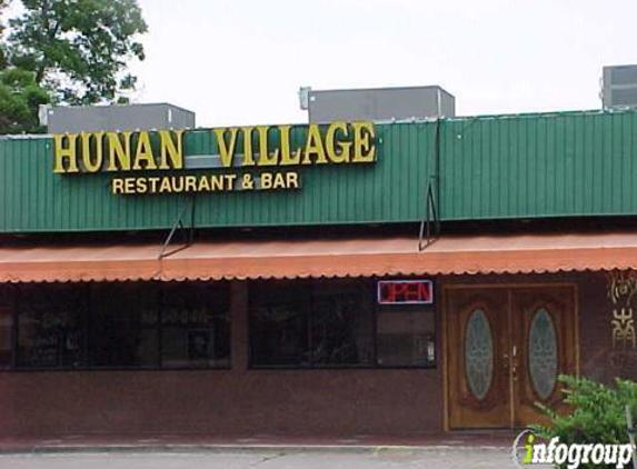 Hunan Village Restaurant - Houston, TX