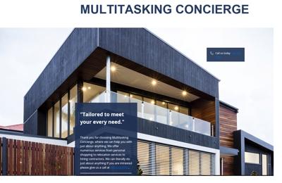 Multitasking Concierge - Dallas, TX