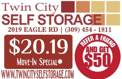 Twin City Self Storage   Normal, IL