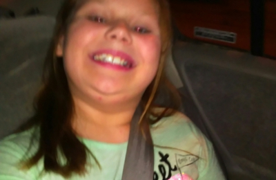 Woodrow Wilson Elementary School - Paragould, AR. Me in the car