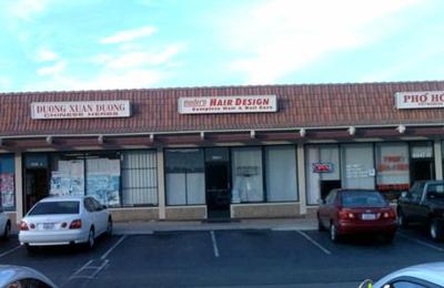 Modern Hair Salon - San Diego, CA