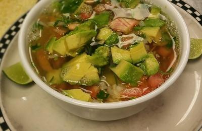 Mi Casita Dunn - Dunn, NC. Mexican chicken soup