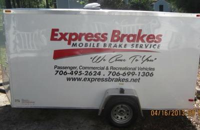 Express Brakes - Mobile Brake Service - Brake Repair