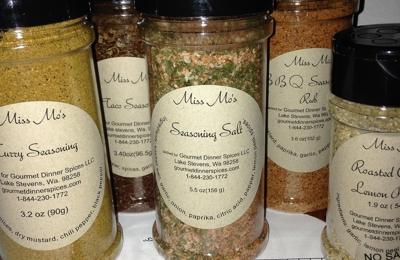 Gourmet Dinner Spices - Lake Stevens, WA