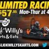 Slick Willy's Karts & Eats