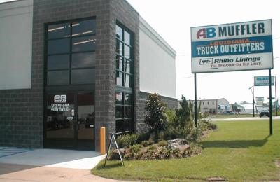 A & B Muffler & Automotive - Bossier City, LA