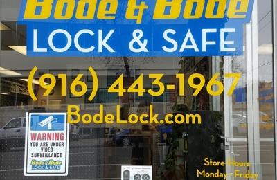 Bode & Bode Lock & Safe - Sacramento, CA