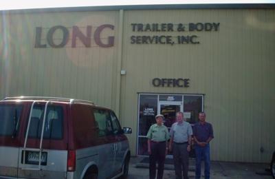 Long Trailer & Body Service Inc - Greenville, SC