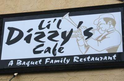 Lil Dizzy's Cafe - New Orleans, LA