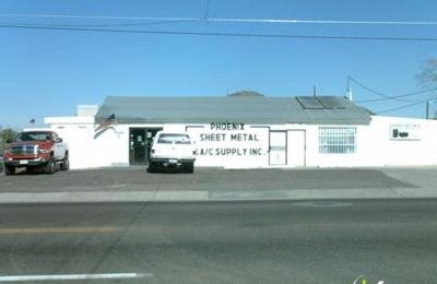 Phoenix Sheet Metal & AC Supply, Inc. - Phoenix, AZ
