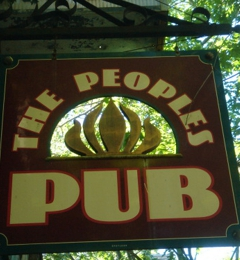 The Peoples Pub - Seattle, WA