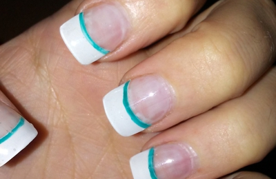 3D Nails & Spa - Conroe, TX. Worst nails ever!! Never wasting my money again here