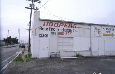 Hooper's Rear Ends, Inc. - Sun Valley, CA