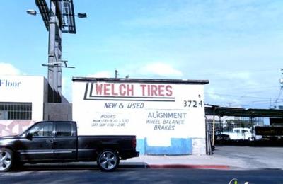 Welch's Tire Auto Center - San Diego, CA