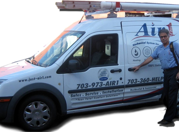 Air 1 Mechanical System Inc. - Sterling, VA