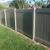 Stonehenge Fence