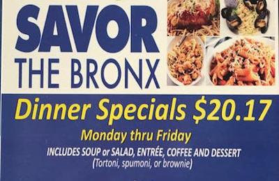 Icehouse Café Italian Restaurant - Bronx, NY