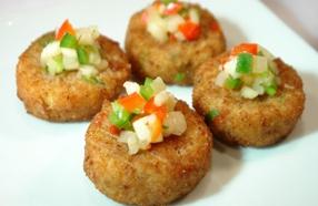 Tasty Crab Cakes: Washington