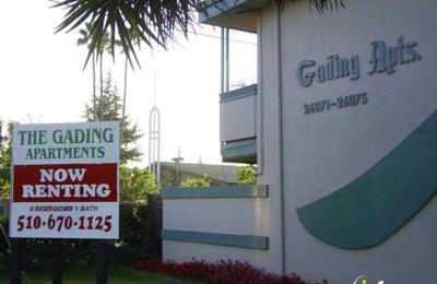 Gading Apartments - Hayward, CA