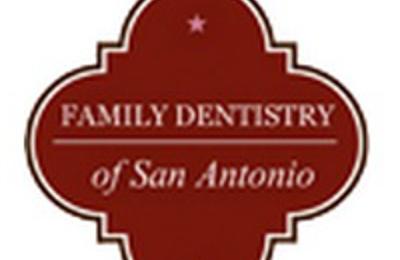 Family Dentistry of San Antonio - De Zavala - San Antonio, TX