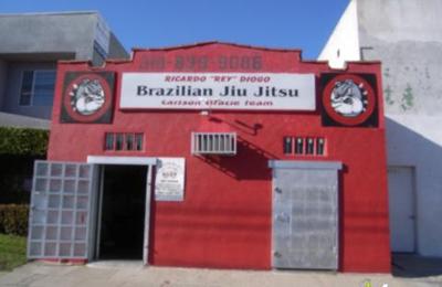 Ricardo Rey Diogo Brazilian Jijitsu - Los Angeles, CA