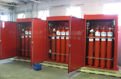 Terra Fire Suppression Systems Inc - Columbus, OH